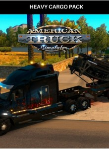 American Truck Simulator: Heavy Cargo Pack PC/Mac (Expansion)