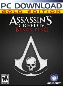 Assassin's Creed IV Black Flag Gold Edition PC Download