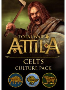 Total War Attila - Celts Culture Pack DLC