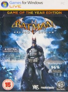 Batman: Arkham Asylum - Game of the Year Edition PC Download