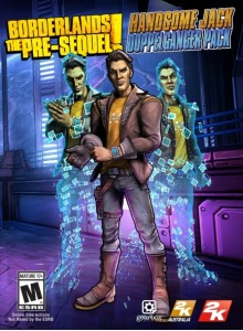 Borderlands The Pre-Sequel: Handsome Jack Doppelganger Pack PC/Mac Download