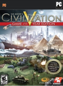 Civilization 5 Game of the Year Edition PC Download