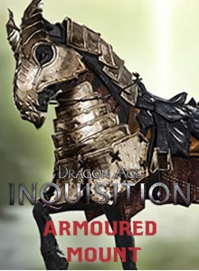 Dragon Age: Inquisition Flames of the Inquisition Armored Mount DLC