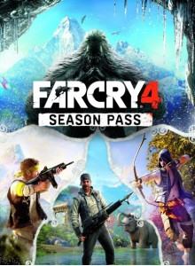 Far Cry 4 Season Pass PC Download