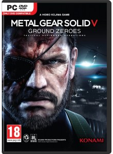 Metal Gear Solid V: Ground Zeroes PC Download