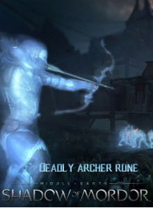 Middle-earth: Shadow of Mordor - Deadly Archer Rune DLC