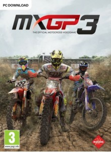 MXGP3 - The Official Motocross Videogame PC Download