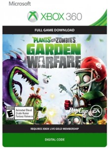 Plants vs Zombies Garden Warfare XBOX 360 Download Code