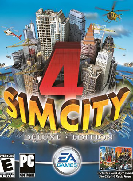 SimCity 4 Deluxe Edition PC/Mac Download