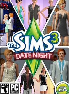 The Sims 3 Date Night PC/Mac Download