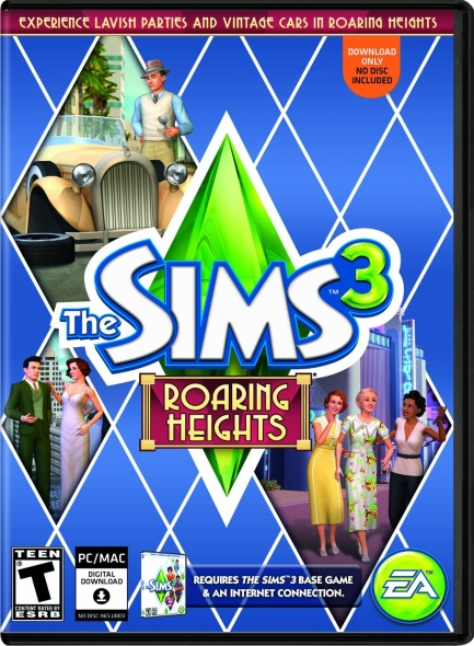 The Sims 3 Roaring Heights PC/Mac Download