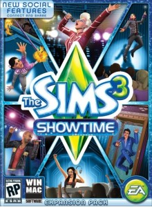 The Sims 3 Showtime PC/Mac Download