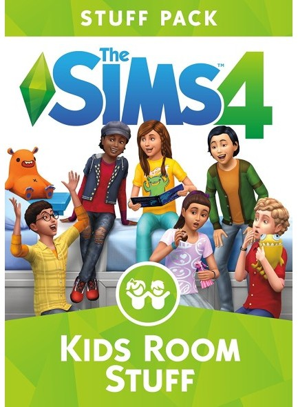 The Sims 4: Kids Room Stuff PC/Mac Download