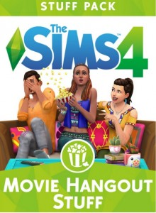 The Sims 4 Movie Hangout PC/Mac Download