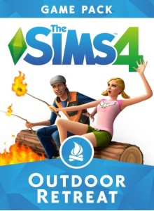 The Sims 4 Outdoor Retreat PC/Mac Download