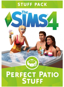 The Sims 4 Perfect Patio Stuff PC/Mac Download