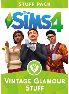 The Sims 4 Vintage Glamour Stuff PC/Mac Download