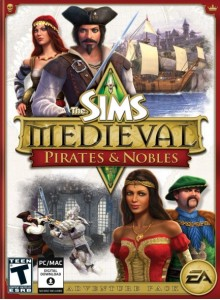 Sims Medieval Pirates and Nobles PC Download
