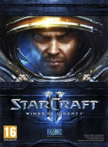 Starcraft 2 Wings of Liberty PC/Mac Download