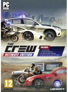 The Crew Ultimate Edition PC Download