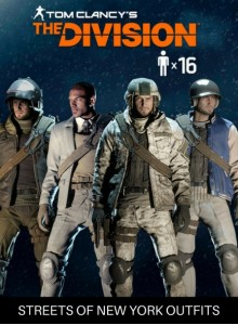 The Division: Streets of New York Outfits Bundle PC Expansion
